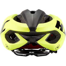 HJC Valeco Road Kask rowerowy, matt gloss yellow black